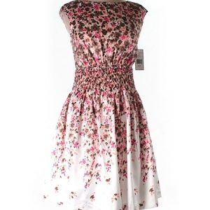 Inflorescence Around Me Dress